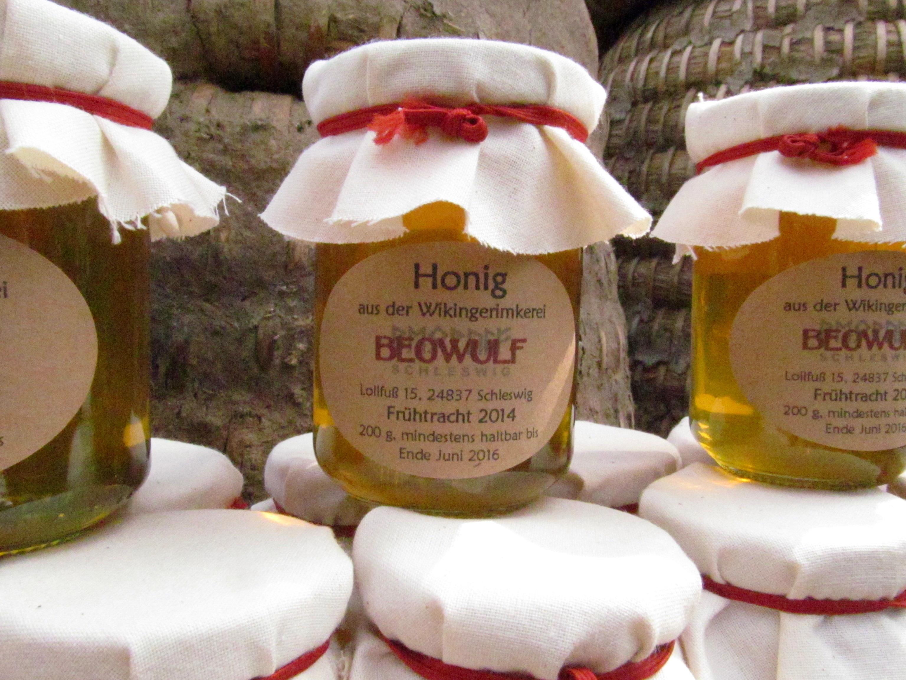 Honig aus der Wikingerimkerei